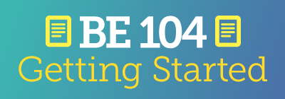 BE104 - Law, paperwork and regulations