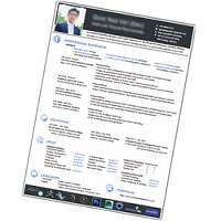 Developing A Compelling Jewellery Resume (WkCV)